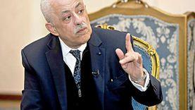 """وزير التعليم يعتمد نتيجة امتحاني """"دبلوم الخط العربي"""" و""""التخصص في الخط"""""""