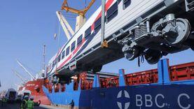 السكة الحديد: وصول 35 عربة قطار روسية جديدة الشهر المقبل