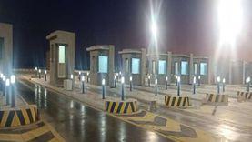 جنوب سيناء تنتهي من إنارة طريق نفق الشهيد أحمد حمدي - شرم الشيخ