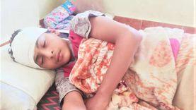 الطفل فارس ضحية جار السوء.. مزق جسده وهشم جمجمته بسبب «ركنة توك توك»