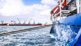 ميناء دمياط يعمل بكامل طاقته رغم وصول الرياح لـ35 عقدة