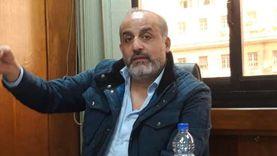 شبانة: بدء ترميم واجهات «الصحفيين» بالإزالة وسنستكمل بعد الانتخابات