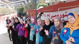 10 سيدات ينافسن الرجال في انتخابات البرلمان ببورسعيد