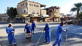 2000 عامل نظافة يسجلون في منظومة المخلفات الجديدة خلال شهر ونصف