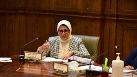زايد بمجلس الشيوخ: جار الانتهاء من مراكز صحة الأسرة بمستشفيات التكامل