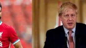 ردا على تغريدة صلاح.. رئيس وزراء بريطانيا يدعو إلى التهدئة في غزة