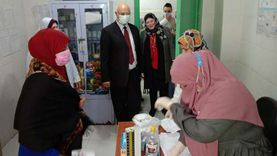 جامعة بنها تطلق قوافل طبية بشرية لعدد من القرى