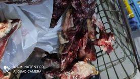 تحرير 7 محاضر وضبط كمية من اللحوم الفاسدة في حملة تموينية بالإسماعيلية