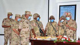 عاجل.. رئيس الأركان يشهد مشروع تكتيكي في المنطقة الشمالية العسكرية