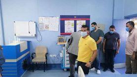 """لجنة من """"صحة جنوب سيناء"""" لمتابعة المنشآت الطبية الخاصة بشرم الشيخ"""