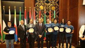 تكريم الفريق المصري الفائز بـ4 ميداليات دولية في الأولمبياد الدولي للمعلوماتية