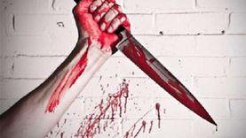 المتهم بذبح عمته وابنتها في 15 مايو يمثل الجريمة أمام النيابة