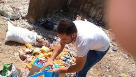 ضبط وإعدام أغذية وعصائر منتهية الصلاحية في شمال سيناء