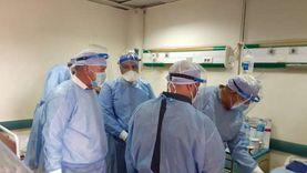 «صحة المنوفية»: تسجيل 30 إصابة أسبوعيا بفيروس كورونا في المحافظة