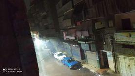 عاجل.. أمطار غزيرة ورعد على سواحل دمياط (صور)