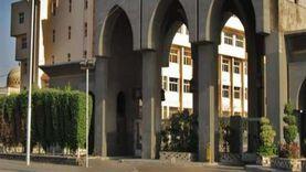 محمد فكري خضر نائبا لرئيس جامعة الأزهر لفرع البنات