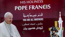 بعد زيارة العراق.. بابا الفاتيكان: رحلتي المقبلة إلى لبنان الذي يتألم