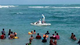 «جزيرة الدهب» شاطئ الممنوعات.. و«مصايف إسكندرية» تهدد بفسخ التعاقد