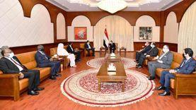 عاجل.. الرئيس يعود إلى أرض الوطن بعد زيارة السودان