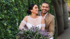 «طلع كَتب كتاب بس».. حفل زفاف محمد فراج وبسنت شوقي قريبا