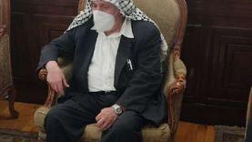 فلسطيني من أمام ضريح عبد الناصر: اتعلمت بسببه وجاي أرد الجميل