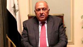 وزير الخارجية يتوجه إلى الأردن للمشاركة في اجتماع بشأن القضية الفلسطينية