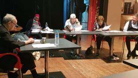 """بروفات مكثفة لأبطال مسرحية """"مورستان"""" استعداداً لعرضها بالمسرح القومي"""