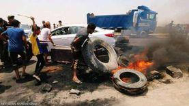 العراق.. قتيل ومصابون في مواجهات بالناصرية
