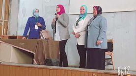 التحرش والعنف الأسرى.. ندوة عن قضايا المرأة بجامعة بسوهاج