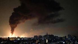 جيش الاحتلال يعترف بحريق أسدود.. ويتوعد بـ«الرد»