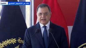 وزير الداخلية يهنئ القائد العام ورئيس أركان الجيش بعيدتحرير سيناء