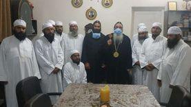 الكنيسة تعيد تنظيم أوضاع دير الريان وتقبل 10 من طالبي الرهبنة