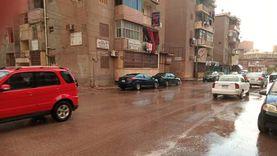 أمطار غزيرة على بنها وإعلان الطوارئ لمواجهة الطقس السيئ