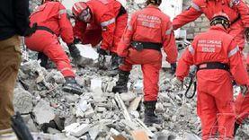 عاجل.. انهيار 6 مباني بسبب زلزال تركيا