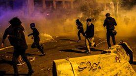 عاجل.. انفجار عنيف يهز العاصمة اللبنانية وسقوط مصابين
