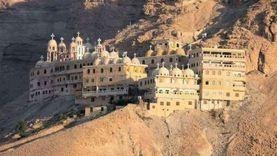 دير الأنبا بولا.. أقدم أديرة العالم في البحر الأحمر يشتاق لزائريه
