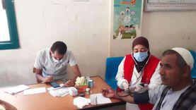 """المنيا تواصل علاج الأمراض المزمنة ضمن """"100 مليون صحة"""""""