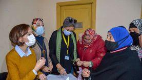 مساعدات عاجلة لـ150 أسرة من متضرري الأمطار في الإسكندرية