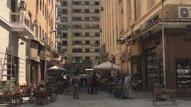 """""""الوطن"""" ترصد فوضى المباني بالقاهرة الخديوية: محال أحذية بشقق رموز الفن"""