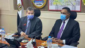 جامعة مطروح تلزم الطلاب بارتداء الكمامات لمواجهة كورونا