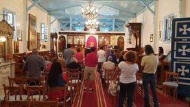 """اليوم.. """"الروم الأرثوذكس"""" تحتفل بمئوية كنيسة أبوقير التاريخية"""