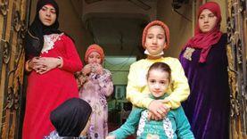 جيران المتهمة بقتل ابنتها بعد كشف خيانتها: «خربت على نفسها وظلمت جوزها»
