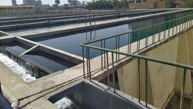 """""""مياه المنيا"""" تنفي حدوث تلوث بقرية قلبا بملوي"""