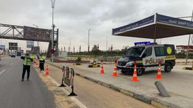 تحويلات مرورية وغلق كلي للطرق لتنفيذ أعمال محطة مياه بمدينة نصر