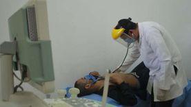 صحة جنوب سيناء تدشن قافلة طبية بالتجمعات البدوية