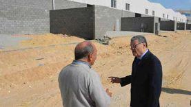 نائب المحافظ: مراجعة 210 رخصة بناء في المنيا خلال 6 أشهر