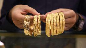 الذهب يتراجع 10 جنيهات للجرام بنهاية تعاملات الجمعة