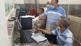 استمرار تلقي طلبات التصالح في مخالفات البناء خلال إجازة العيد بأسيوط