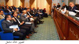 السجيني يطالب تيسير إجراءات التقنين لواضعي اليد علي أملاك الدولة
