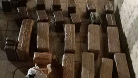 ضبط 400 طربة حشيش مع تاجر مخدرات بالإسماعيلية